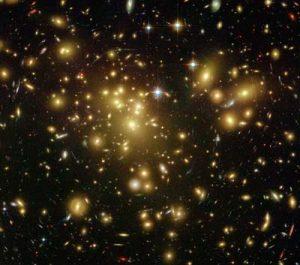 خوشه کهکشانی ابل ۱۶۸۹