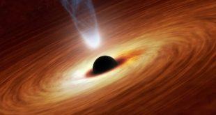 طرح یک سیاه چاله