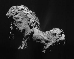 دنباله دار 67P Comet 67P