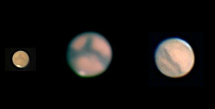 مریخ آموزش نجوم یادگیری نجوم توسط محمد همایونی