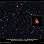 دورترین کهکشان رصد شده توسط هابل
