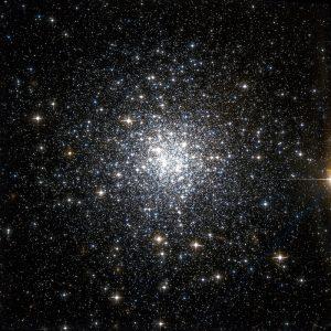 آموزش نجوم : خوشه های کروی