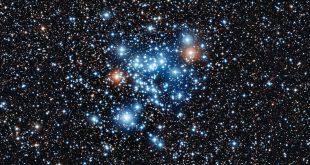 خوشه های ستاره ای باز