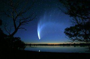 دنباله دار مک نات Comet McNaught 2007