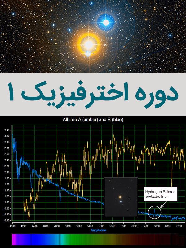 آموزش اخترفیزیک توسط محمد همایونی