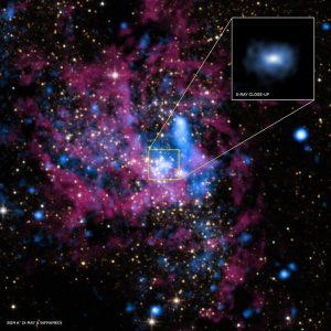 آموزش نجوم توسط محمد همایونی سیاه چاله مرکزی راه شیری