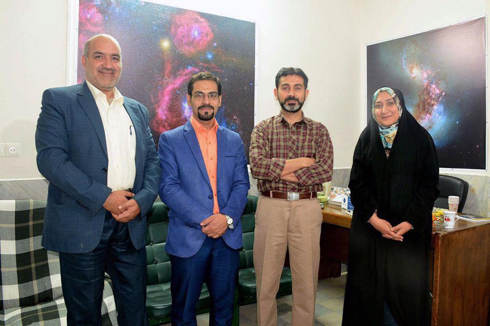 کارگاه شگفتی های کیهان 11 آبان نجف آباد