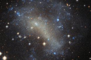 کهکشان نامنظم