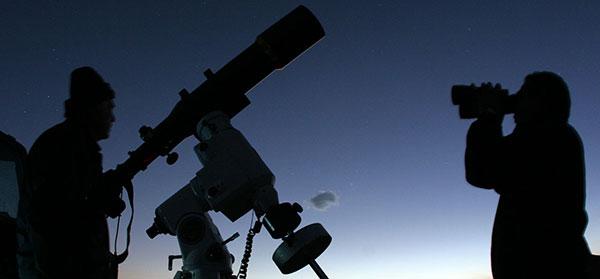 آموزش نجوم رصدی