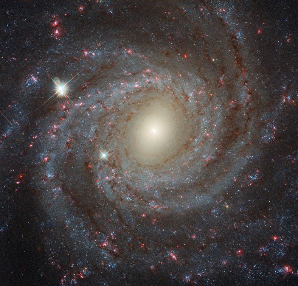 کهکشان مارپیچی NGC3344