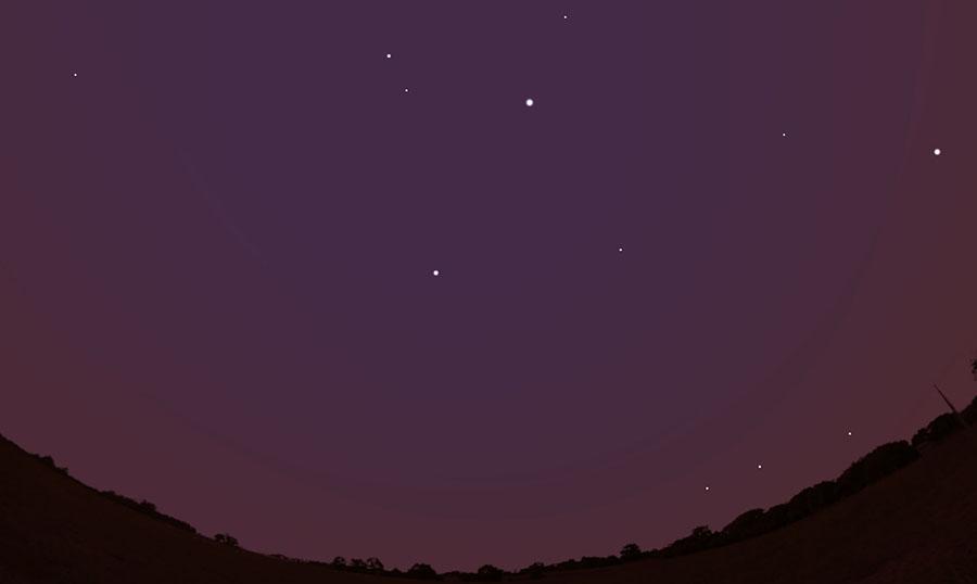 آسمان روشن - آموزش نجوم توسط محمد همایونی