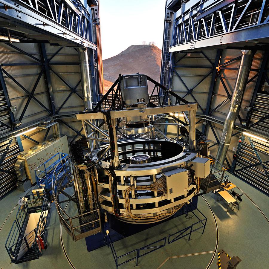 تلسکوپ VISTA