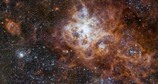 سحابی رتیل - آموزش نجوم توسط محمد همایونی