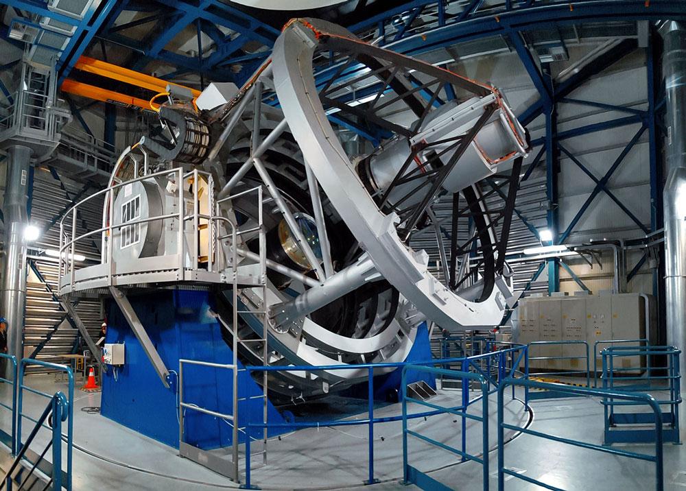 تلسکوپ نقشه بردار فروسرخ و نور مرئی ویستا