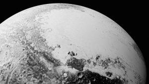 سطح زیبای پلوتون از دید فضاپیمای افقهای نو
