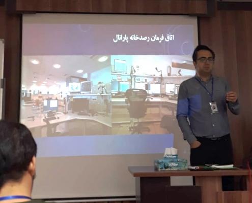 سخنرانی محمدجواد ترابی