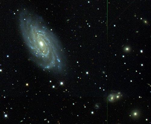 تصاویر در پروژه Galaxy Zoo