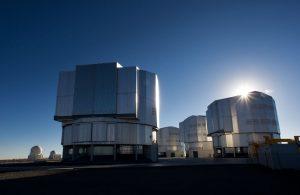 رصدخانه پارانال در شیلی