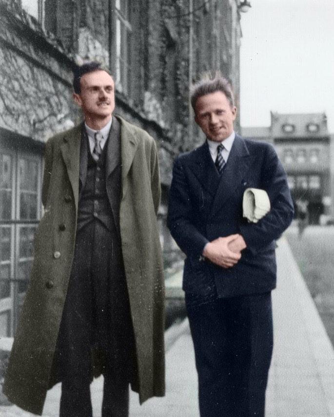 هایزنبرگ و دیراک